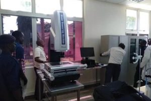 Sinowon IMS-2515 vision measuring machine has been installed and accepted in Tanzania