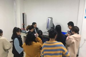 Chinese renowned audio equipment manufacturer select Sinowon 2.5D Fully Auto Vision Measuring Machine