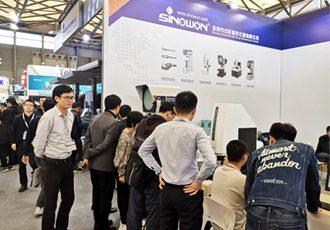 Sinowon Wonderful Review on Electronica China